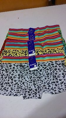 Tiger Boyshort (ladies top seller  tiger  boyshorts.. lot of 5 pcs)