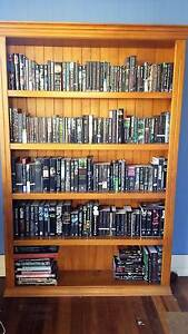 timber book shelf Caboolture Caboolture Area Preview