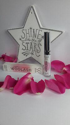 Woolash Natural Eyelash Growth&Cond.Serum 7mlMade inUSA+gift-Genuine-EXPRESS:)