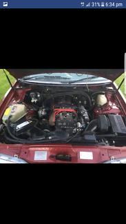 Wrecking ford ea fairmont