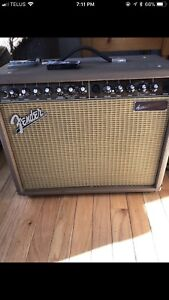 Fender Acostasonic-30 amp for acoustic/electric guitars