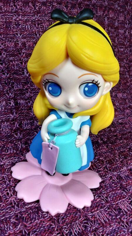Q Posket Alice in Wonderland Disney Sweetiny Figure Ver A QPosket