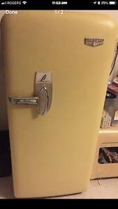 Retro fridge 1940's