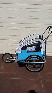 Childrens Bike Trailer - 2 in 1 Jogger and Bike Trailer Ocean Reef Joondalup Area Preview