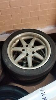 commodore mag wheels