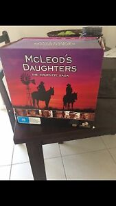 Mcleods Daughters Box Set Mernda Whittlesea Area Preview