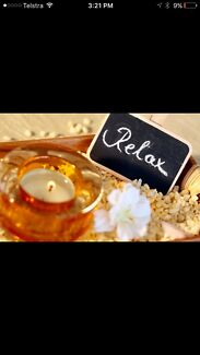 Therapeutic relaxation massage