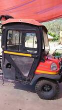 KUBOTA RTV900 1100 STEEL CAB COMPLETE Cooktown Cook Area Preview