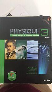 Physique 3 et Statistiques pour ingénieur