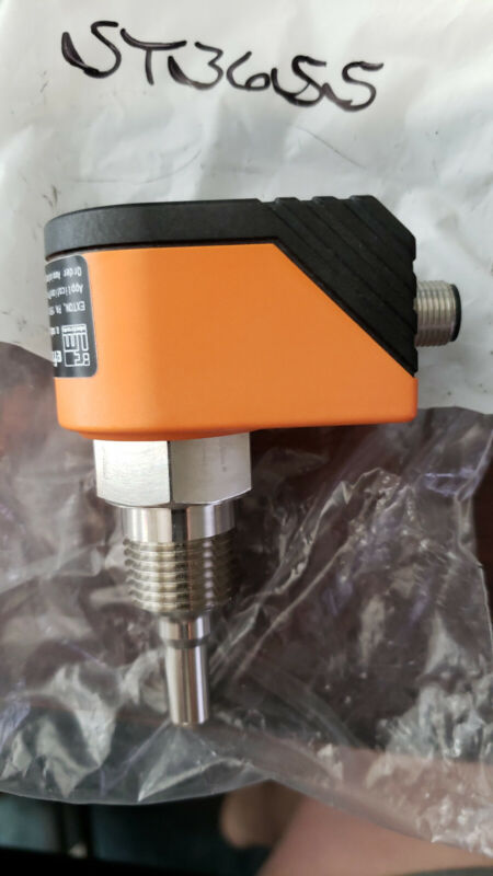 IFM Efector ST3655 Flow Switch New - no box