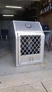 Aluminium dog box cage Tullamarine Hume Area Preview