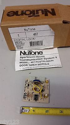 NuTone 467 Postal/Main Door Timer