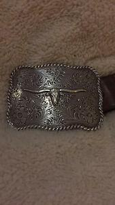 Belt buckle RM Williams Farley Maitland Area Preview