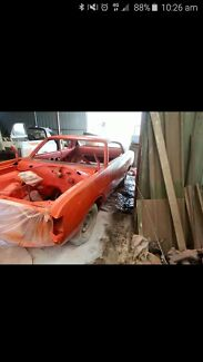 1973 Valiant Charger VJ coupe and 1972 VH Valiant Ute Avonsleigh Cardinia Area Preview