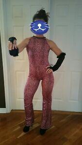 Sexy Halloween Costume - Pink Leopard