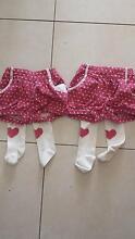 Matching twin girls clothing bundle Murray Bridge Murray Bridge Area Preview