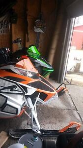 2012 xf 1100 turbo  trade for enclosed trailer or?