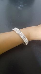 Silver bracelet Beaumont Hills The Hills District Preview