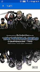 Wanted: walking dead compendium 2 Redcliffe Redcliffe Area Preview