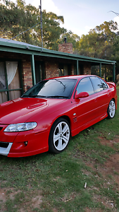 Vx clubsport    swaps with cash my way! Curlwaa Murray-Darling Area Preview