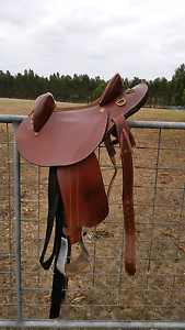 John O'Leary / Horse Problems swinging fender saddle Mount Barker Plantagenet Area Preview