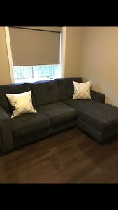 Grey Ashley Furniture Sectional Couch