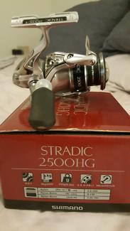 Shimano Stradic 2500 HG K.  As New!