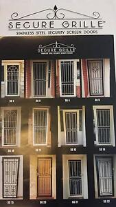 SECURITY DOORS & SCREENS - SECURITY GRILLES - Wholesale Prices $$ Adelaide Region Preview