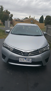 Toyota Corolla 2014 ZRE172R ASCENT SEDAN  4dr S-CVT 7SP 1.8i auto Craigieburn Hume Area Preview