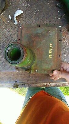 John Deere 40 Crawler Mc Rear Cover M1843t