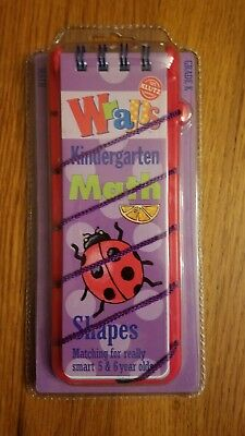 KLUTZ Wraps, Kindergarten Math for ages 5 and 6, Brand New sealed