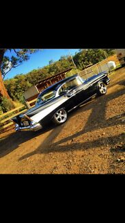 57 chevy classic rare wedding formal hire