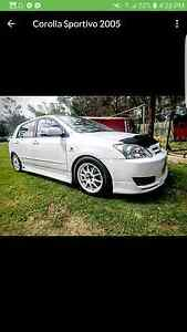 Toyota Corolla Hatchback 2005 Liverpool Liverpool Area Preview
