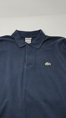 Lacoste Long Sleeve Polo, Size 5