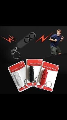 Personal Safety Device (Personal Alarm Anti-rape Device Alarm Loud Alert Attack Panic Keychain Safety )