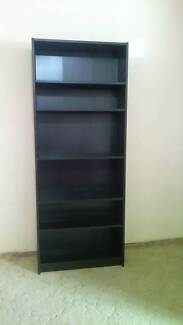 IKEA BILLY BOOKCASE BLACK-BROWN IN EXCELLENT CONDITION
