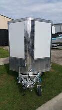 10x4 single axle Enclosed Trailer Scarborough Redcliffe Area Preview