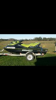Seadoo RTX 215 H/P Supercharged Port Macquarie 2444 Port Macquarie City Preview