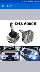 d1s 6000k pair of hid globes Paralowie Salisbury Area Preview