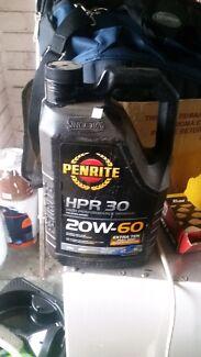 Penrite 20w-60 car oil Reservoir Darebin Area Preview