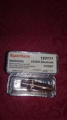 Hypertherm 120111 15 - 30 Amp Cutting Electrode