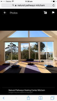 Wanted-Holistic Health Room Rent/Exchange