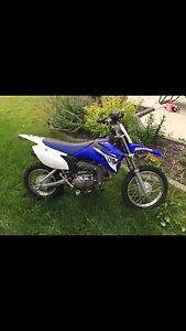 2014 Yamaha TTR 110cc dirt bike