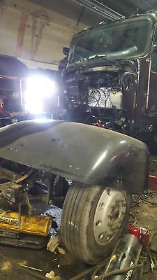 KENWORTH SLEEPER FAIRING WITH BRACKETS FITS- T600, T800, AND W900 for sale  Monroe