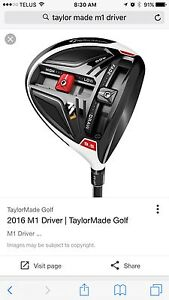 Taylor made m1 driver.