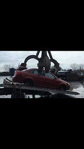 Achat autos & camion ferraille scrap recyclage towing up to2000$