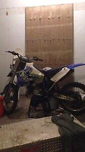 2000 Yamaha 250 2stroke