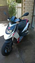 Aprilia 2013 Scooter 50cc Fantastic Condition Norwood Norwood Area Preview