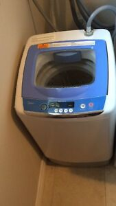 Portable washer/washing machine