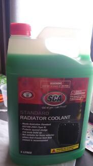 5L Standard radiator coolant brand new 100% new